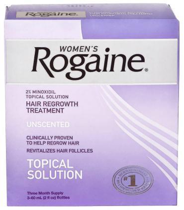 Рогейн 2% (Rogaine 2%) предназначен для восстановления роста волос у женщин, хотя может без проблем применяться и мужчинами.