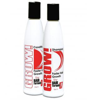 Программа Хэа Формула 37 ГРОУ! [Hair Formula 37 GROW!] имеет лучший состав из известных средств для ухода за волосами.