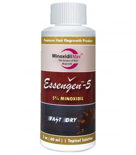 ЭссенГен-5 - 5% миноксидил быстросохнущий (1 фл x 60 мл) [EssenGen-5 - 5% minoxidil dry fast (1 bottle x 60 ml)]