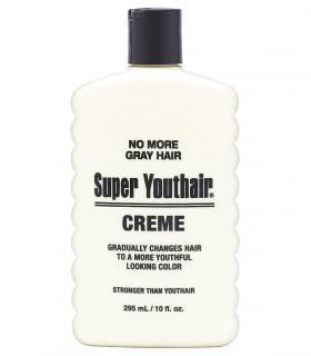 Super Youthair (Супер ЮсХэа) - Крем для восстановления натурального цвета седых волос для мужчин и женщин (295 мл) [Super Youthair for Men and Women (295 ml)]