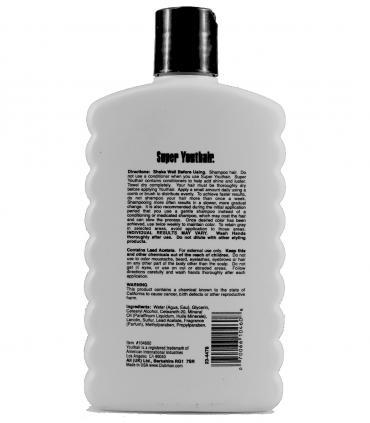 Пользоваться кремом для восстановления цвета седых волос Super Youthair (Супер ЮсХэа) просто. Цвет восстановится за 2-3 недели.