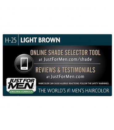 Мужские краски для волос Just For Men [Джаст Фо Мен] всегда оставались лидерами рынка в этой сфере.