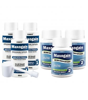 В состав комплексной программы Максогейн (Maxogain) входит также мощный набор витаминов с 36 ингредиентами!