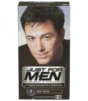 Джаст фо Мен (Just for Men) для мужчин - самый популярный в мире бренд среди красок для быстрого и натурального скрытия седины