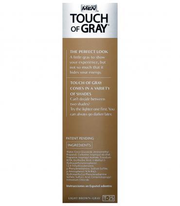 Состав красок Джаст фо Мен T-25 (Just for Men T-25) компании Комбе (Combe Inc) таков, что он сохраняет здоровый вид волос.